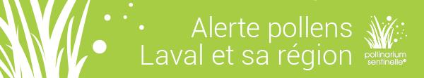 Pollinarium sentinelle de Laval